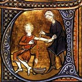Bloodletting. 1462